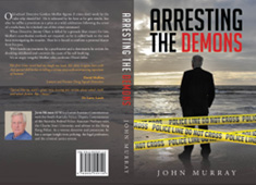 Detective book design